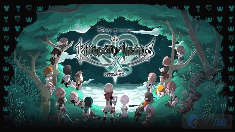 Kostenloses Update zu Kingdom Hearts Unchained χ im April!