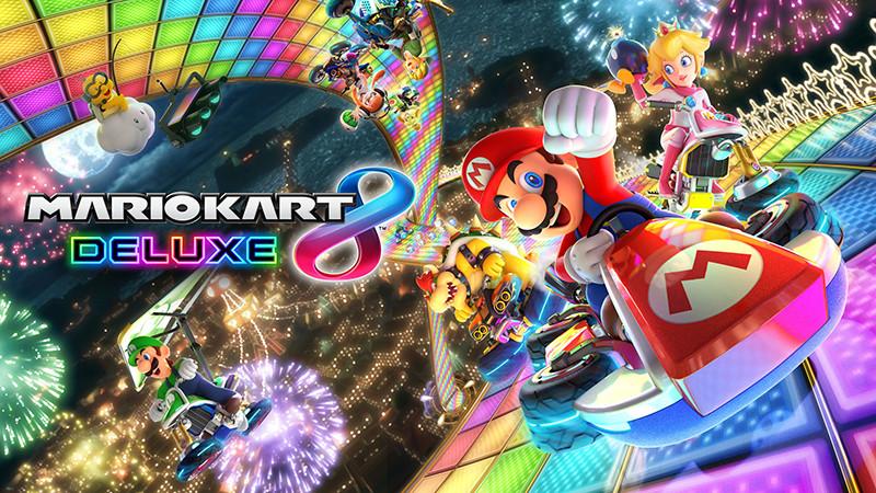 Was erwartet euch bei Mario Kart 8 Deluxe?