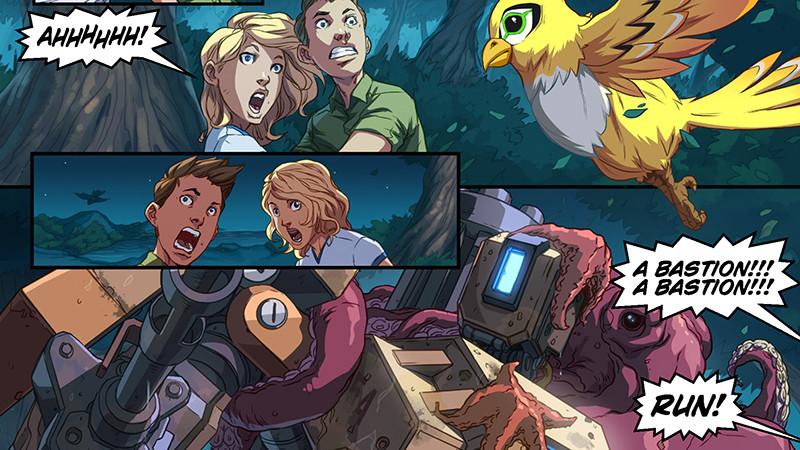 Der neue digitale Overwatch-Comic!