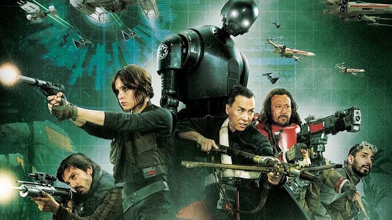 Rogue One: A Star Wars Story endlich erhältlich!
