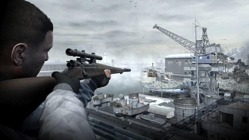 "Neue Sniper Elite 4-Kampagne ""Deathstorm"" enthüllt"