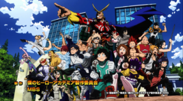2. Staffel von My Hero Academia ab April auf Anime on Demand