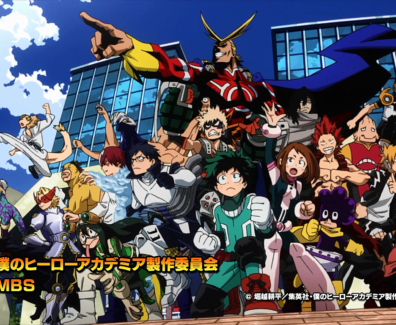 THE_DAY_Opening, My Hero Academia