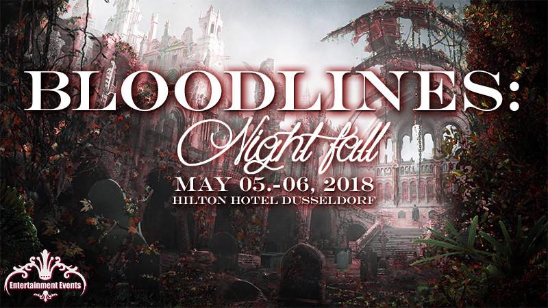 Bloodlines: Nightfall – Eine Convention zu The Vampire Diaries & The Originals + erste Gastankündigung