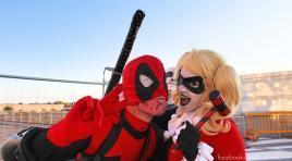 Marvel- und DC-Cosplay-Wettbewerb auf der Leipziger Buchmesse