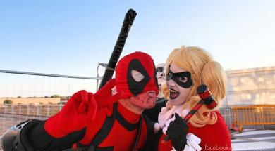 deadpool_and_harley_quinn_cosplay_by_arydiabolika-d9clev9
