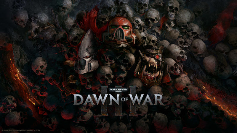 Neues Update für Warhammer 40.000: Dawn of War III