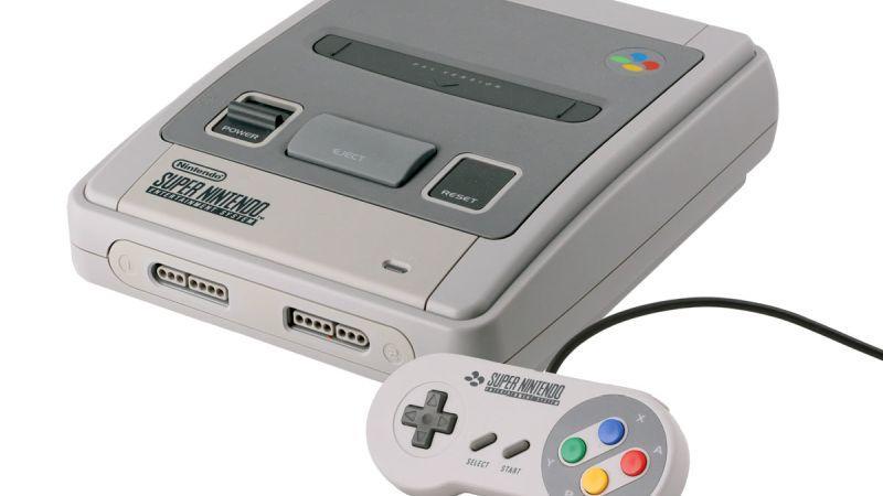 (Gerücht) Kommt der SNES Classic Mini?