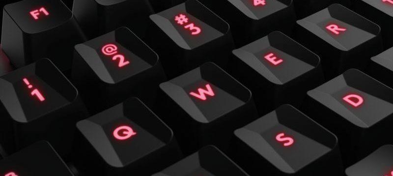Tastatur Titel