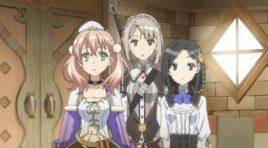 KSM Anime-Neuheiten im Mai: Atelier Escha & Logy – Alchemist of the Dusk