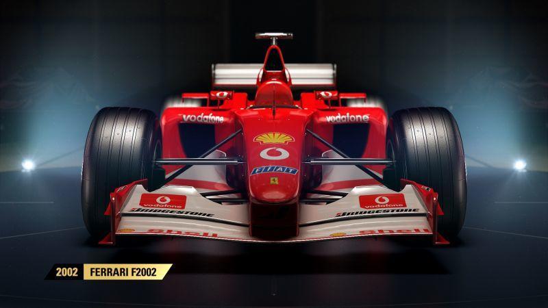 Ikonische Rennwagen für F1 2017 angekündigt