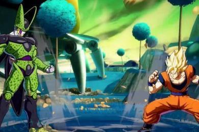 DB Fighters Z Titel