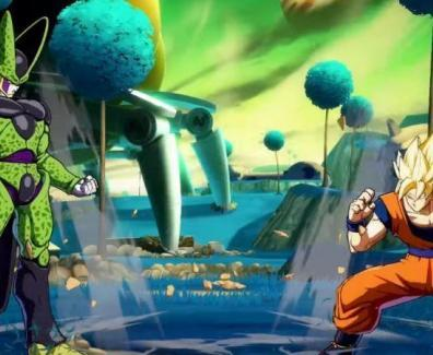 DB Fighters Z Titel