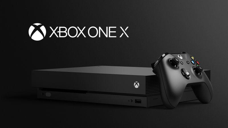 Xbox One X: Boot-Animation wird exklusiv