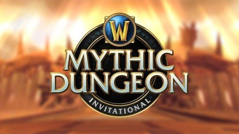 World of Warcraft Mythic Dungeon eSport Event naht!