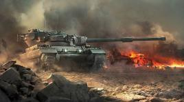 World of Tanks zum Lesen!