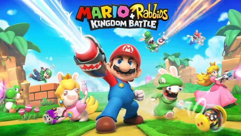 Preview-Special zu Mario + Rabbids Kindom Battle verfügbar