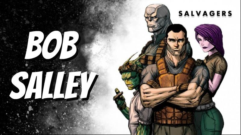 NERDcouch Interview: Comic Writer Bob Salley