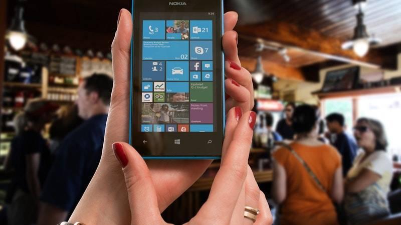 windows 10 phone gps app