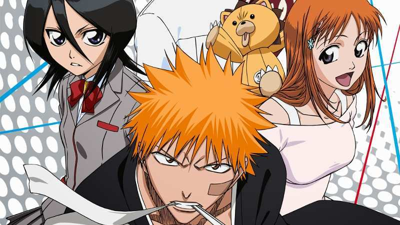 Bleach Weitere TV Boxen Ab 2018 Bei KAZE Anime
