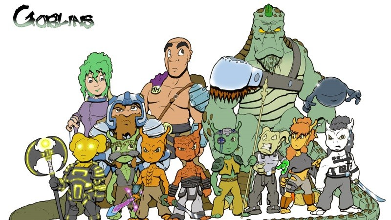 Goblins – Life Through Their Eyes