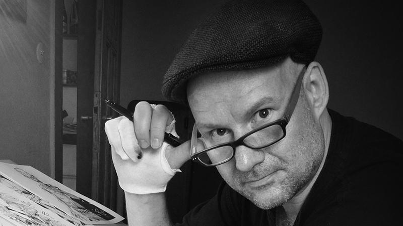 Ingo Römling auf der NERDcouch