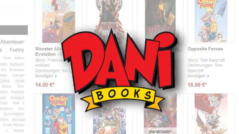 Auf der Nerdcouch: Dani Books – über Auflagen, den Markt und die Liebe zur Sprechblase