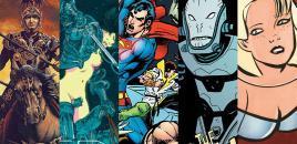 Meine Comic-Top-5 in ungeordneter Reihenfolge