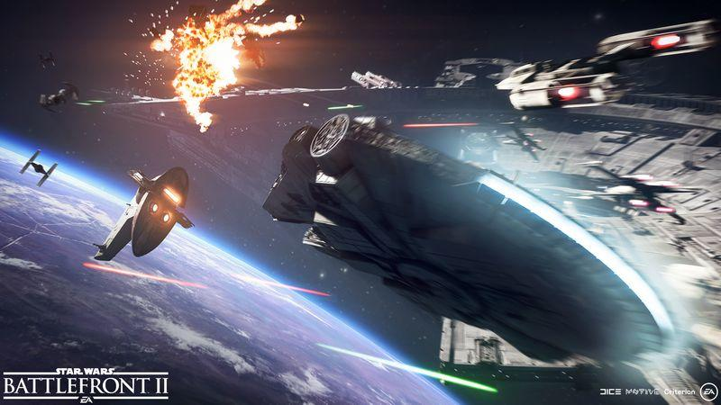 Star Wars: Battlefront II erhält Update