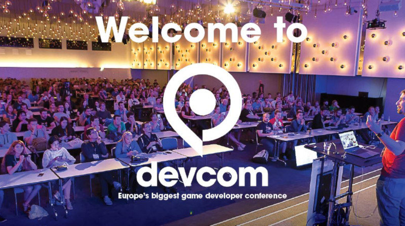devcom 2018 – Konferenz für Spieleentwickler und Interessenten