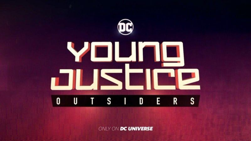 Young Justice : Outsiders –The Team Returns
