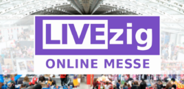 LIVEzig Online Messe als digitale Alternative zur Leipziger Buchmesse
