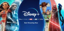 Volles Programm bei Disney+