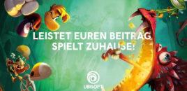 Spielt Zuhause: Ubisoft startet Angebotsreihe