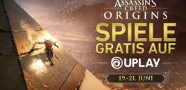 Assassin's Creed Origins am Wochenende kostenlos