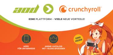 Anime on Demand findet ein neues Zuhause bei Crunchyroll